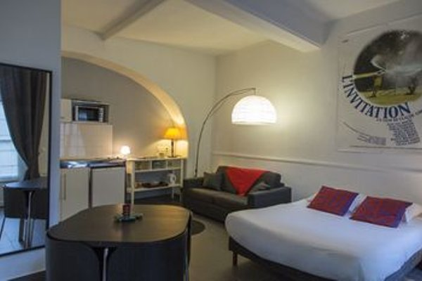Saint Germain des Pres Apartment - 6