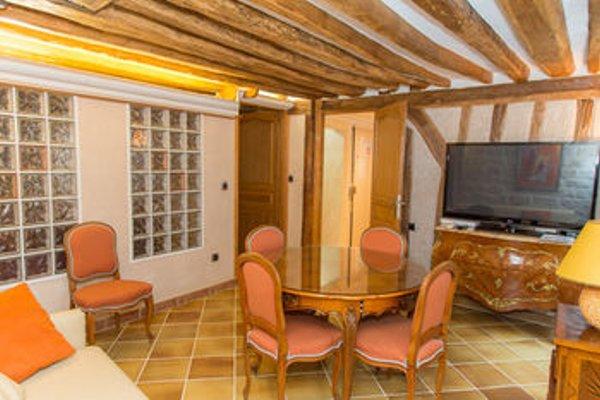 Saint Germain des Pres Apartment - 9