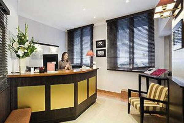 Hotel Haussmann Saint Augustin - 14