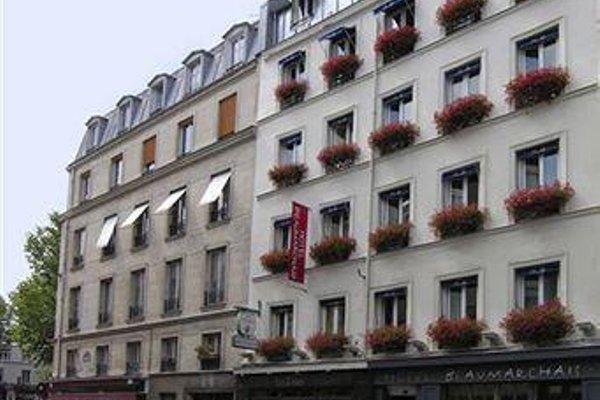 Hotel Beaumarchais - 22