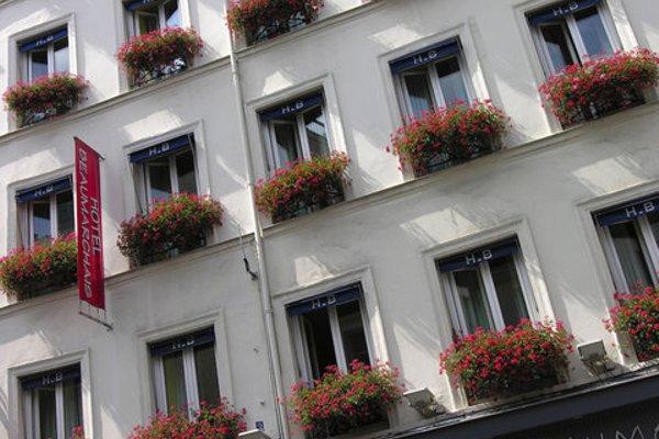 Hotel Beaumarchais - 23