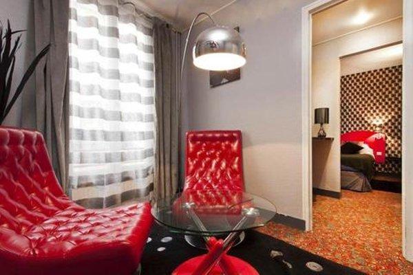 Hotel Beaumarchais - 8