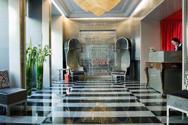 Hotel Lumen Paris Louvre - 14