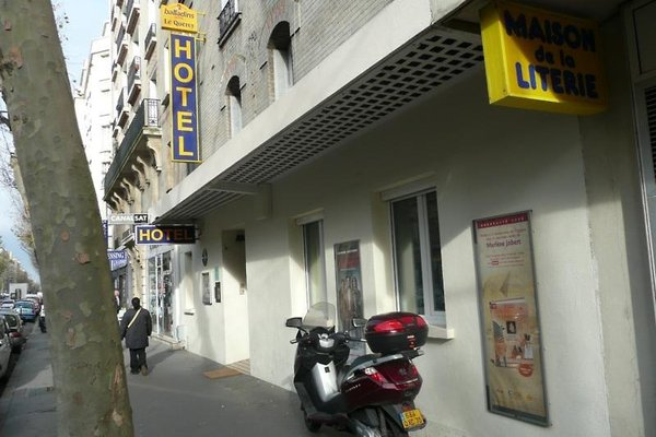 Timhotel Boulogne Rives de Seine - фото 19