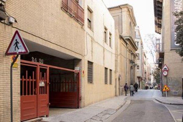 Apartamentos Sabinas Zaragoza Centro - фото 8