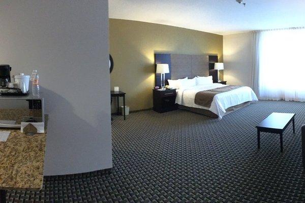 Holiday Inn Mexico Santa Fe - фото 14