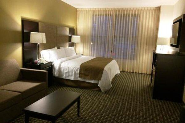 Holiday Inn Mexico Santa Fe - фото 6