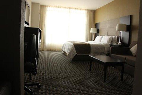 Holiday Inn Mexico Santa Fe - фото 8