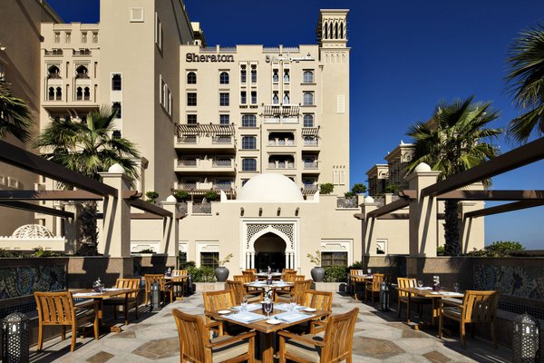 Sheraton Sharjah Beach Resort and Spa - фото 50
