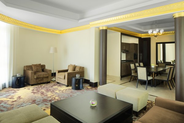 Sheraton Sharjah Beach Resort and Spa - фото 16