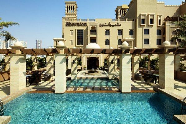 Sheraton Sharjah Beach Resort and Spa - фото 20