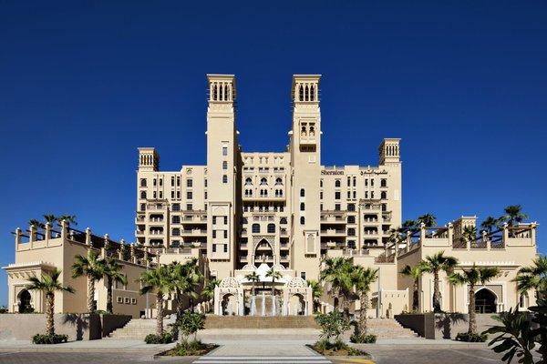 Sheraton Sharjah Beach Resort and Spa - фото 21