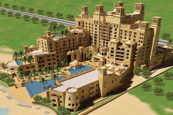 Sheraton Sharjah Beach Resort and Spa - фото 23