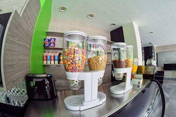 Hotel Expo Inn Guadalajara - фото 11
