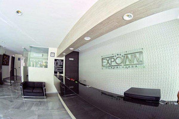 Hotel Expo Inn Guadalajara - фото 13