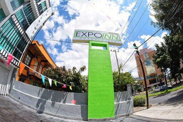 Hotel Expo Inn Guadalajara - фото 21