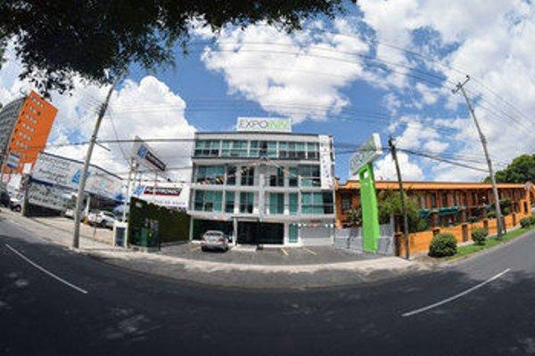 Hotel Expo Inn Guadalajara - фото 22