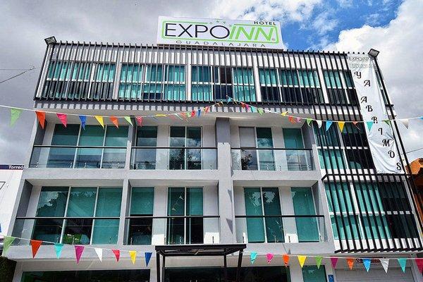 Hotel Expo Inn Guadalajara - фото 23