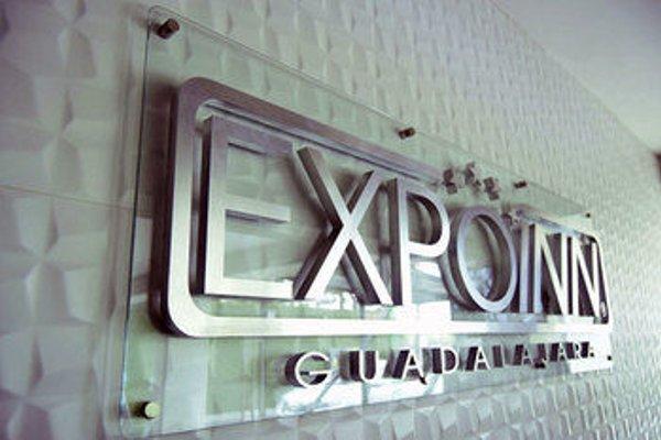 Hotel Expo Inn Guadalajara - фото 5