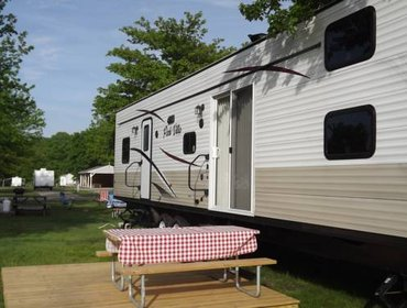 Гестхаус Seaport RV Resort and Campground