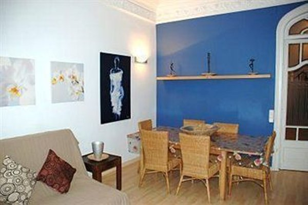 Apartment Eixample - фото 20