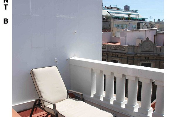 Apartment Barcelona Atic - фото 15