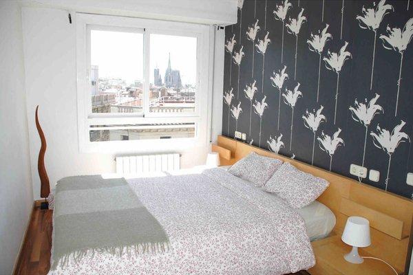 Apartment Barcelona Atic - фото 8