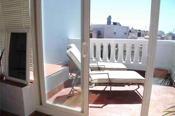 Apartment Barcelona Atic - фото 9