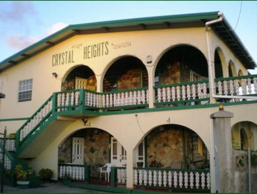 Guesthouse Crystal Heights Guest House