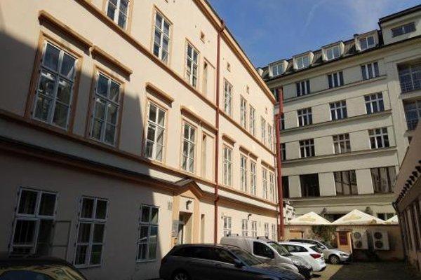 Residence Pinkas Prague - фото 22