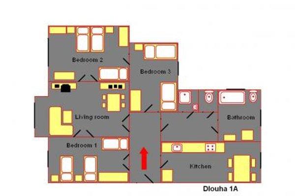 Аpartments Dlouha 1 B - фото 9