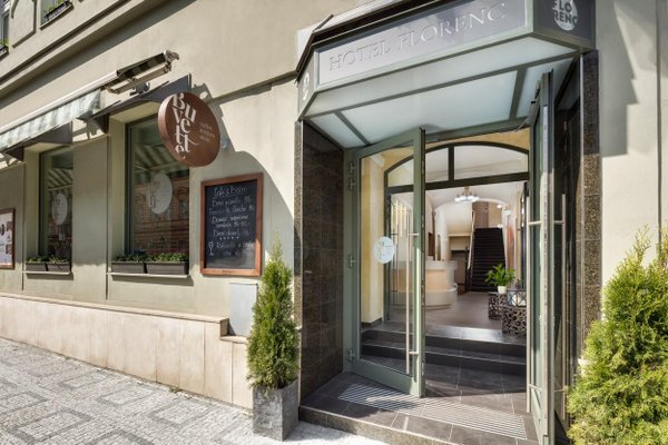 Hotel Florenc - фото 23