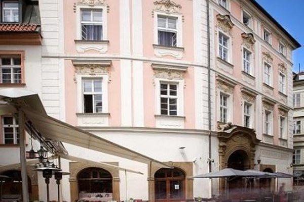 Hotel Palác U Kočků - фото 20