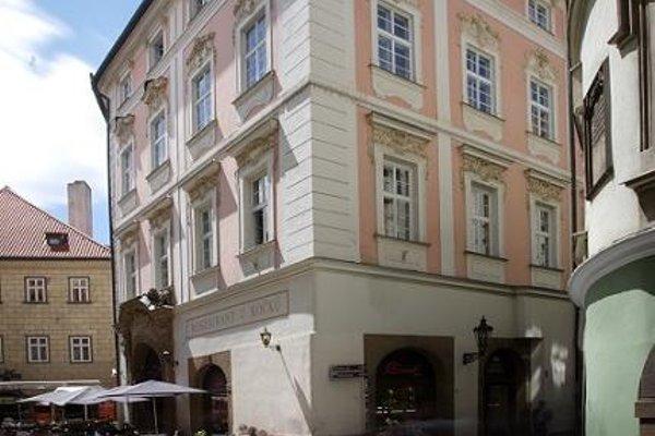 Hotel Palác U Kočků - фото 22
