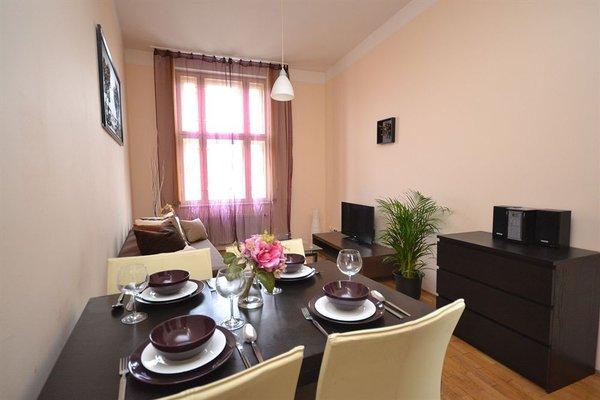 Melantrich Apartments - фото 10
