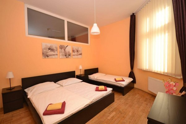 Melantrich Apartments - фото 16