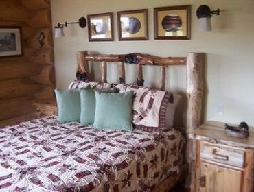 Гестхаус Flyway Log Cabin