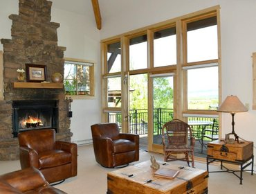 Апартаменты Moose Creek Townhomes by Jackson Hole Real Estate Company