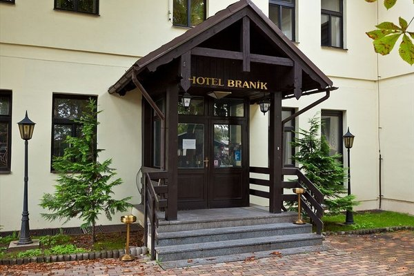 Hotel Branik - фото 18
