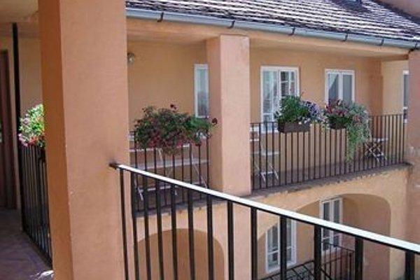 Apartments at the Golden Plough - фото 20