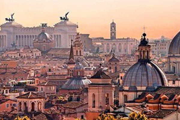 Residence Ciampino Inn Rome - фото 23