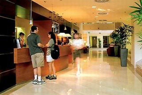 Leonardo Da Vinci Rome Airport Hotel - фото 11