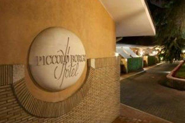 Hotel Piccolo Borgo - фото 18