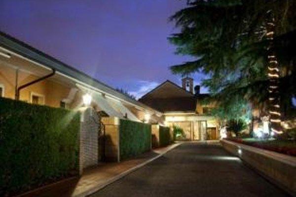 Hotel Piccolo Borgo - фото 23