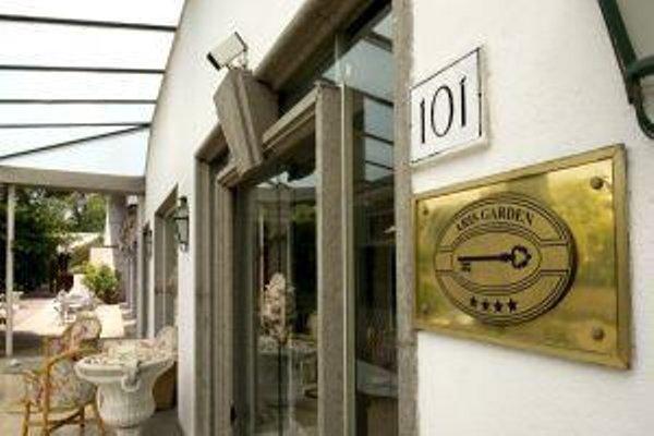 Aris Garden Hotel - фото 17