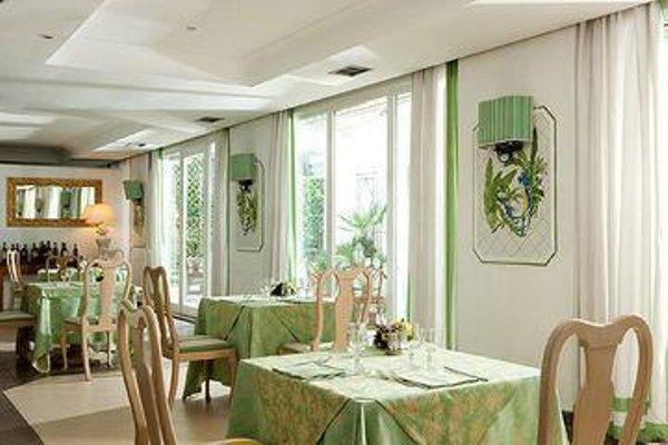 Aris Garden Hotel - фото 9