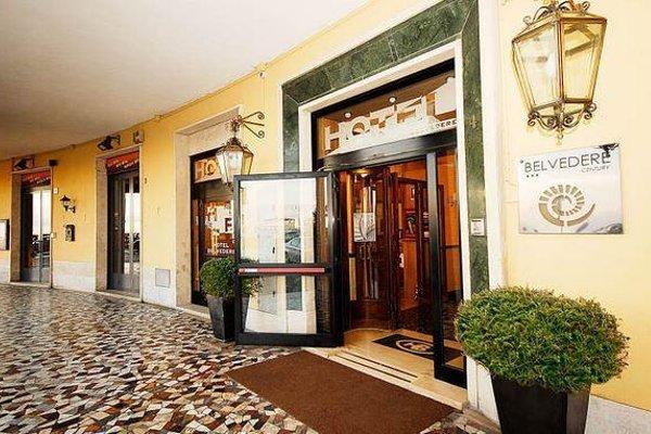 Отель Belvedere Ostia - фото 12
