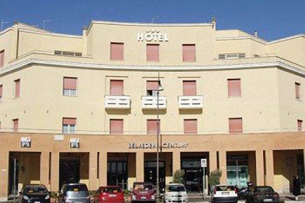 Отель Belvedere Ostia - фото 20