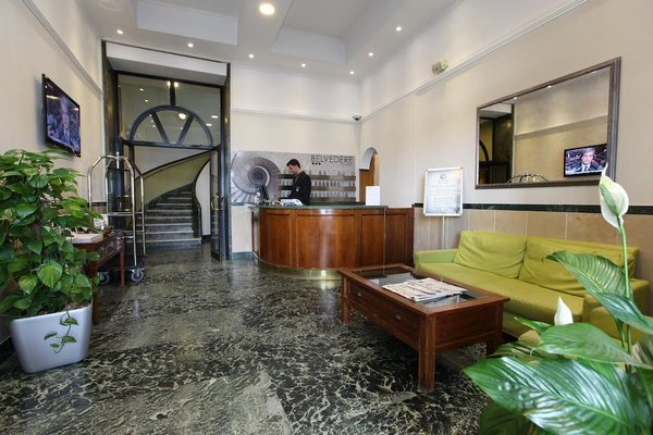 Отель Belvedere Ostia - фото 6
