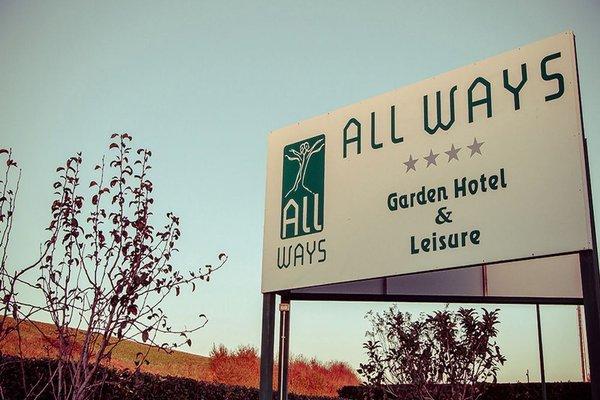 All Ways Garden Hotel & Leisure - фото 21